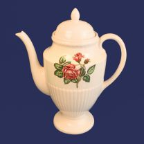 Wedgwood Moss Rose Koffiepot - 800 ml