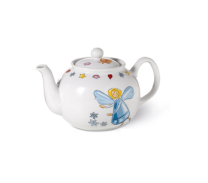 ChaCult Guardian Angel Theepot - Porselein - 1000 ml