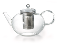 Chacult Miko Theepot - Glas - Transparant - 2 ltr.
